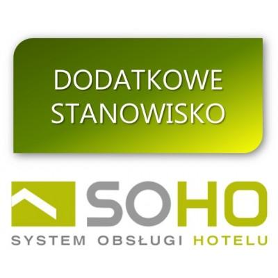 SOHO - dodatkowe stanowisko obsługi, Sklep NEKE Knurów k. Gliwice