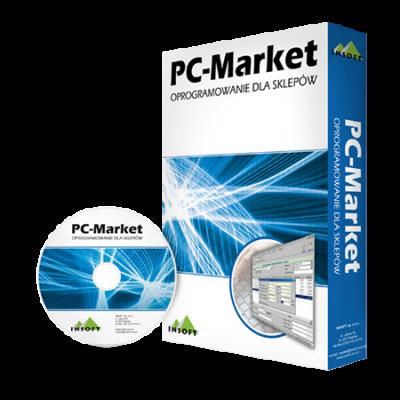 PC-MARKET program do obsługi sklepu i magazynu - NEKE Knurów, Gliwice, Rybnik, Zabrze